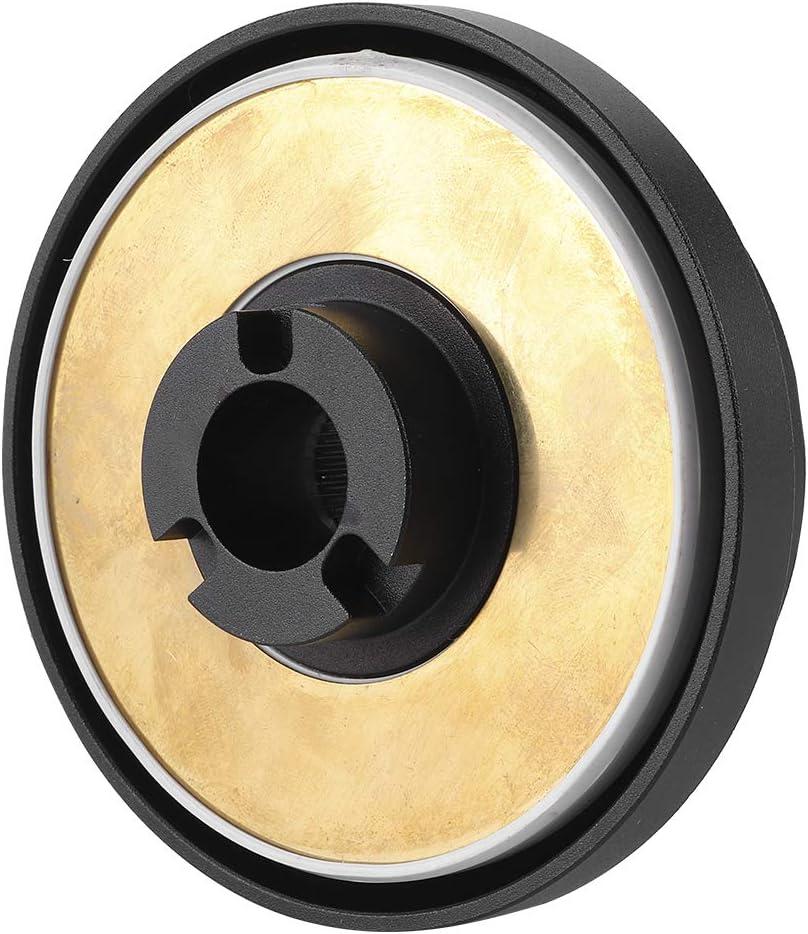 KIMISS Steering Wheel Hub Adapter,Car Short Steering Wheel Hub Adapter Connector Base SRK-100H Fit for Eclipse