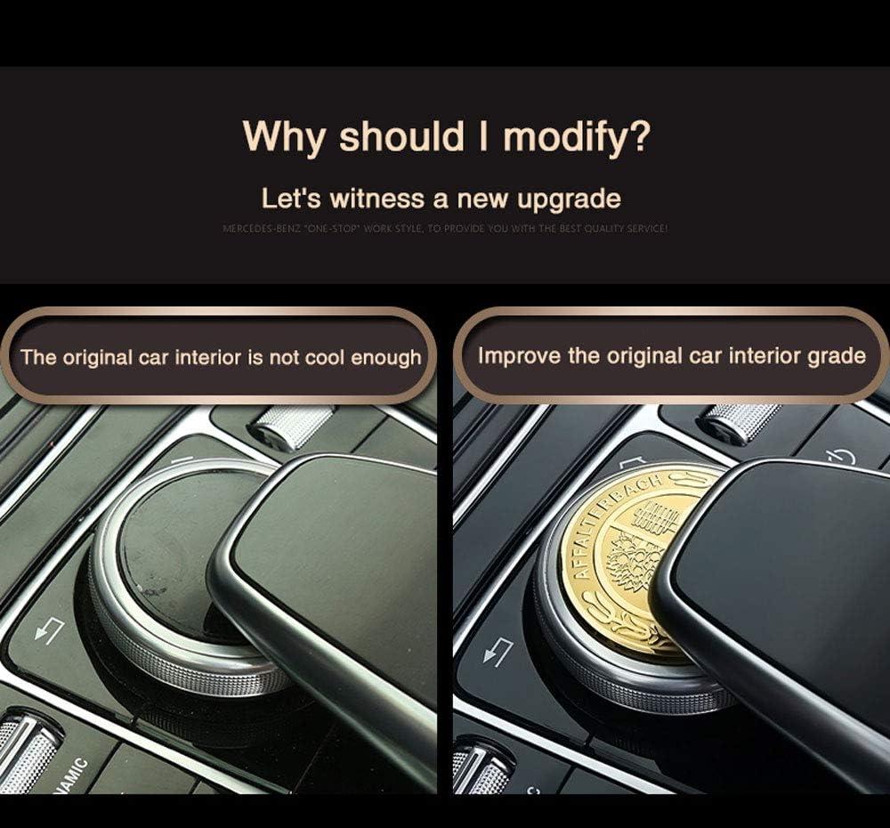 Auto Pro Für Modified 3d Apple Tree Lenkrad Standard Control Aufkleber Multimedia Knopf Dekoration Neue E Klasse Modifikation Baumarkt