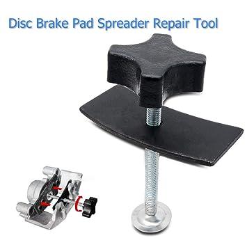 MASO Disco de freno Pad Spreader Herramienta de Instalación Caliper Piston Compresor de Acero Prensa: Amazon.es: Coche y moto