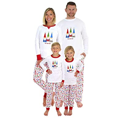 Matching Family Sleepwear Christmas ELF Printing Letters Pajamas Set with  Green Striped Pants A28 at Amazon Women s Clothing store  cdf5af63e