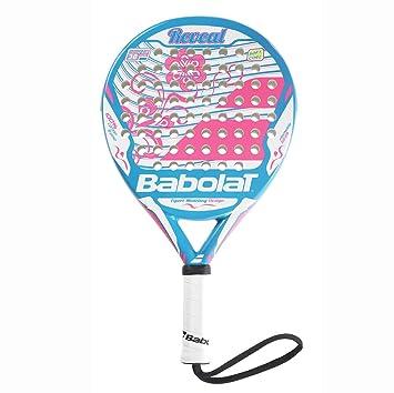 Babolat - Pala reveal padel 2015: Amazon.es: Deportes y aire ...