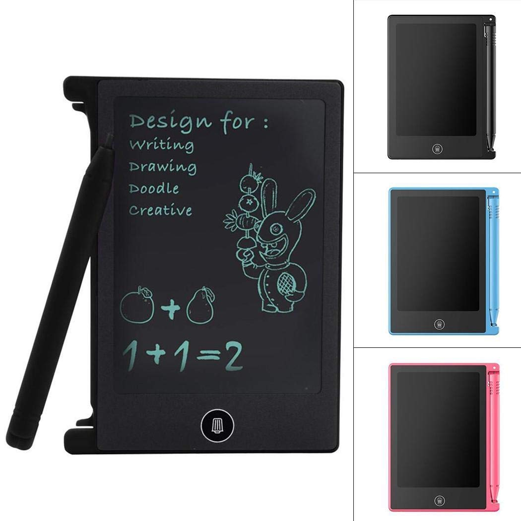Yugiose Portable Practical Reusable LCD Writing Drawing Tablet Board Tablets