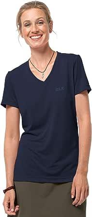 Jack Wolfskin Women's CROSSTRAIL T Women Blouses & Shirts & T-Shirts