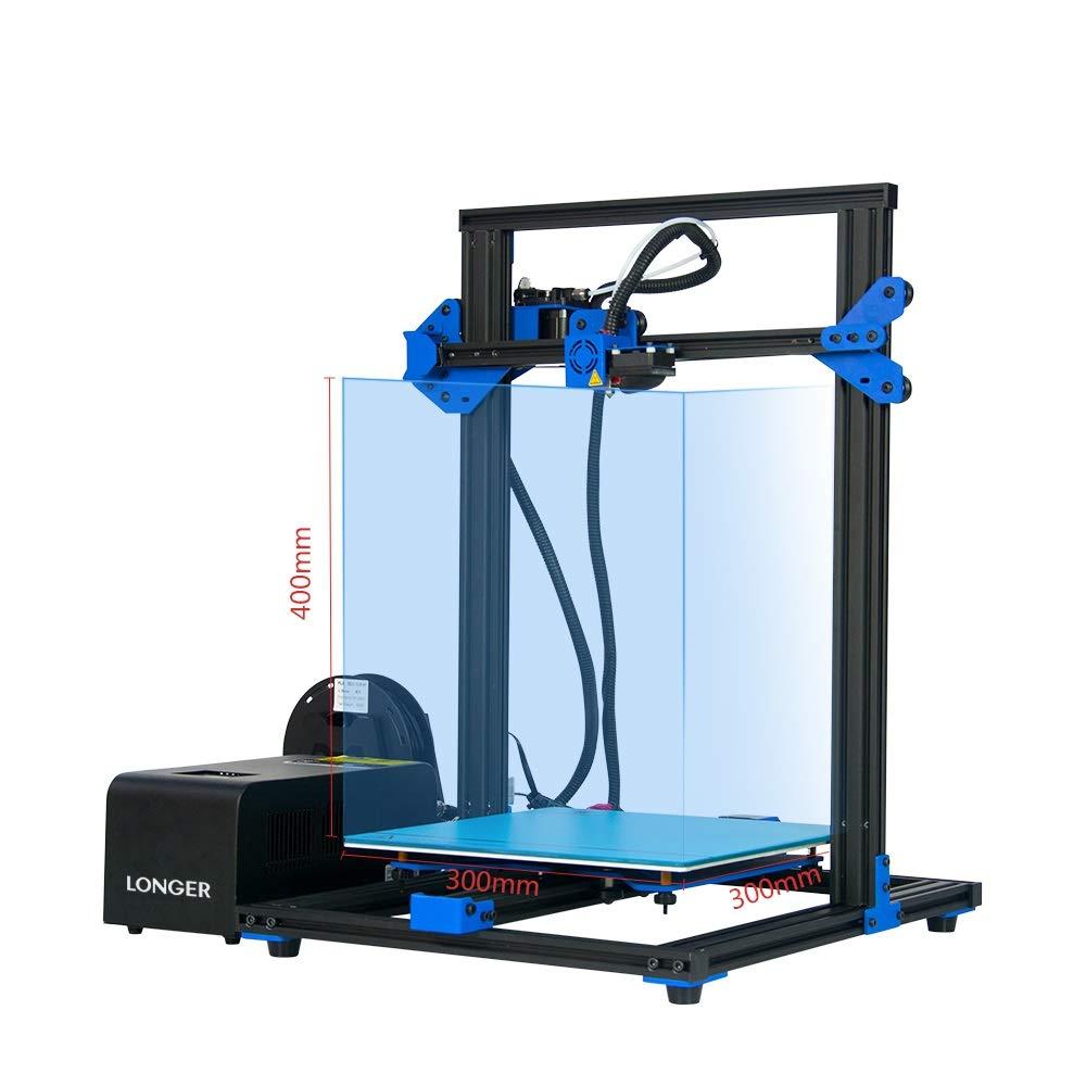 Amazon.com: Kit de impresora 3D LK1, FDM para escritorio ...