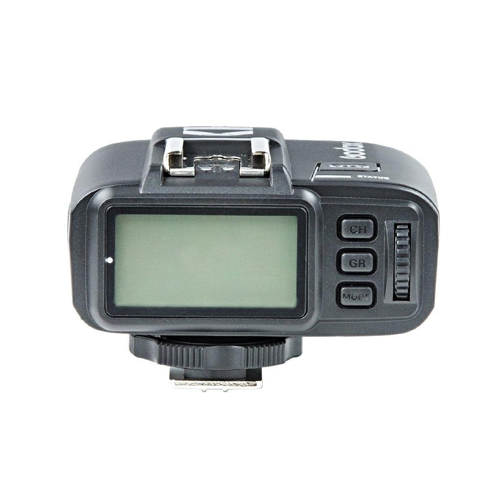 X1T-C TTL Flash Trigger for Canon 6D 50D 60D 1DX 580EX II 5D Mark ...