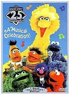 Sesame Street: 25 Wonderful Years, A Musical Celebration by Children's Television Workshop