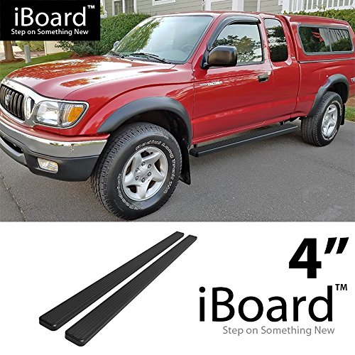 Off Roader For 1995-2004 Toyota Tacoma Extended/Xtra Cab Pickup 2-Door (4WD Or Prerunner 2/4WD) (Nerf Bar | Side Steps) 4
