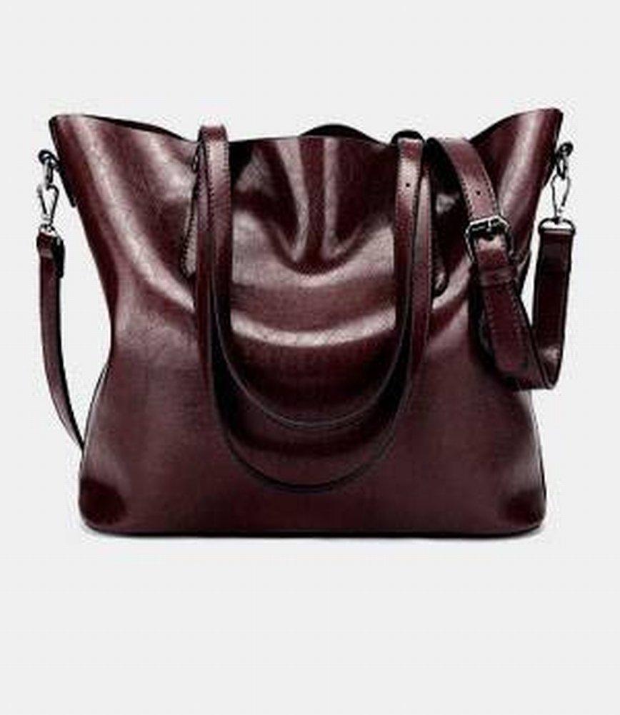 Zipper Rivets Fashion Casual Handbag Messenger Bag , Violeta de goma: Amazon.es: Deportes y aire libre