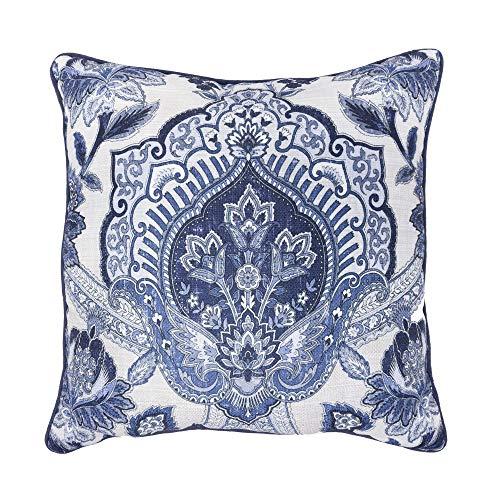 Croscill Leland Decorative Pillow, Navy