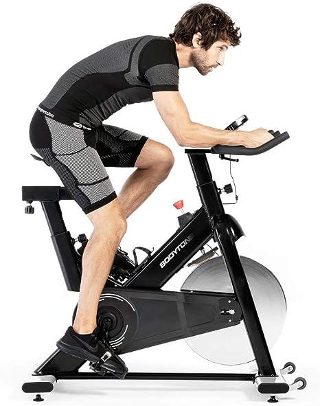 Bodytone Bicicleta Spinning DS-20: Amazon.es: Deportes y aire libre