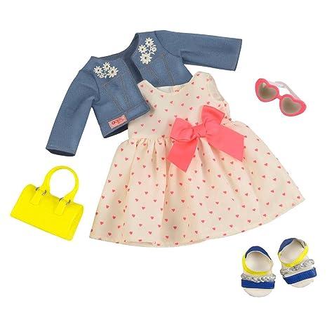 Amazon.es: Nuestra Generación 44571 Outfit brillante como el ...