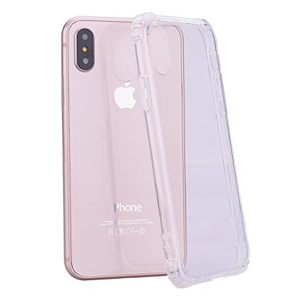 reputable site b978b 8aa6c Amazon.com: Yunhuanbucase Premium iCase for iPhone X,Soft Cost ...