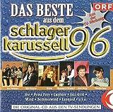 Schlager incl. Mitten durchs Herz (Compilation CD, 18 Tracks)