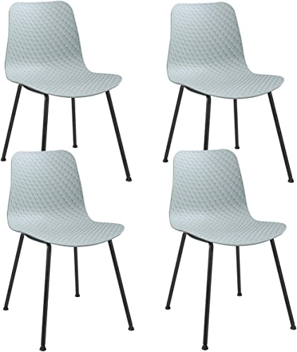 Giantex Modern Dining Chairs Set of 4