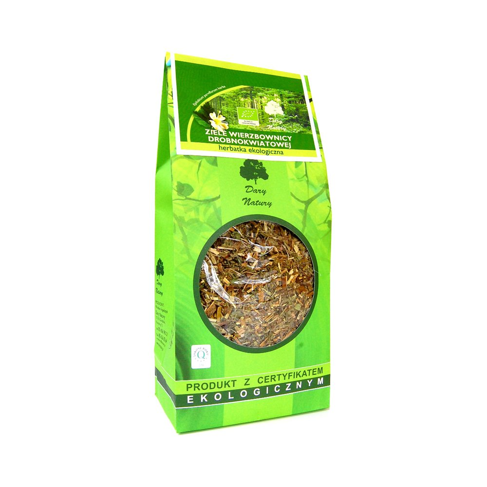 Small-Flowered Willow 100% Bio Organic Herb (Epilobium Parviflorum) 200g 7oz