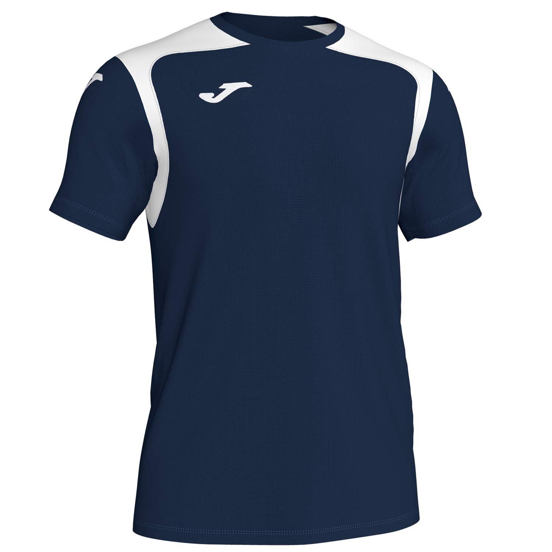 KiarenzaFD Joma - Camiseta M/C Champion V 101264 Navy-Bianco ...