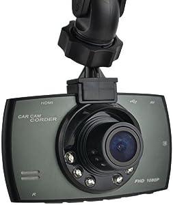 "Best Selling Car Camera 2.7"" 170 Degree Wide Angle Full HD 1080P Car DVR Recorder Motion Detection Night Vision G-Sensor"