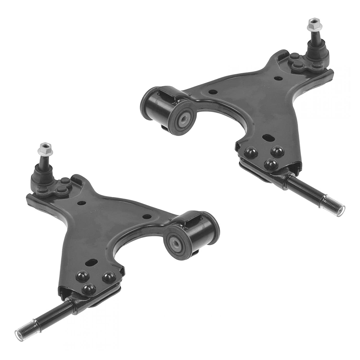 Prime Choice Auto Parts CAK601019PR Pair of Front Left /& Right Lower Control Arms