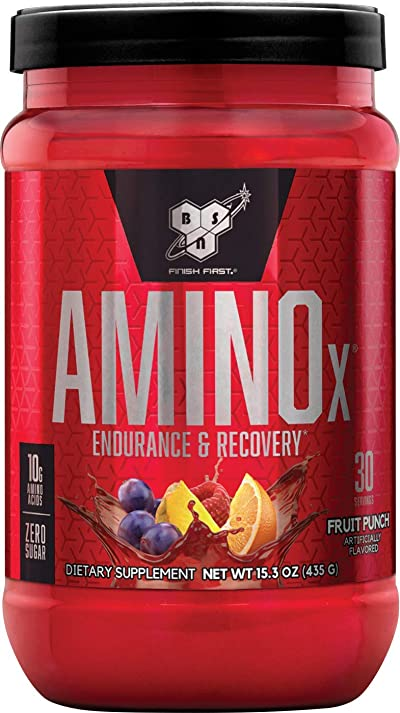 BSN Amino X Muscle Recovery & Endurance Powder