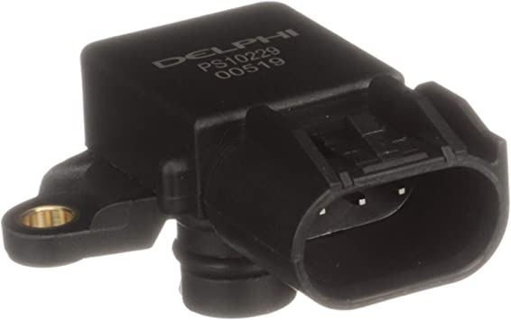 Manifold Absolute Pressure Sensor Delphi PS10000