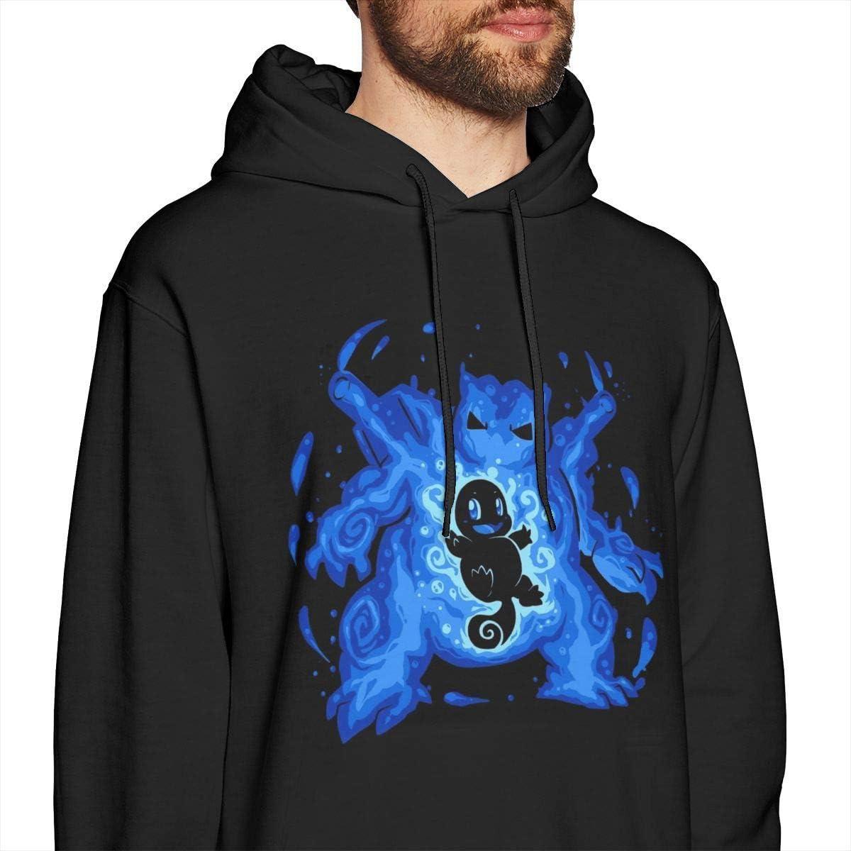 shotngwu Treecko Sceptile Grass Starter Mens Pullover Hoodies Crewneck Long Sleeve Sweatshirt Black X-large|style5