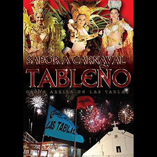 Sabor a Carnaval Tableno [Importado]