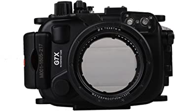 Polaroid SLR Carcasa de Buceo, sumergible, resistente al agua ...
