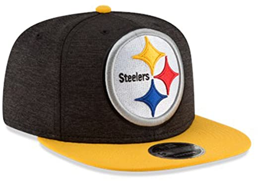 Amazon.com  New Era Authentic Exclusive Pittsburgh Steelers Tech ... e738aee74