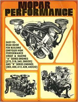 high performance chrysler engines