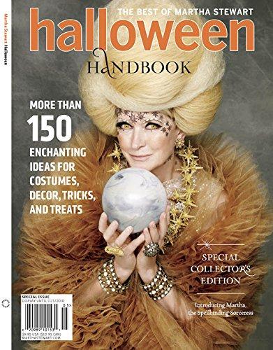 (Martha Stewart Halloween Handbook Special Collectors Edition)