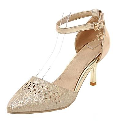 Dressy Closed Toe Sandals