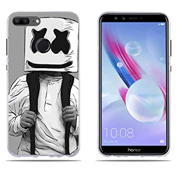 DIKAS Funda Huawei Honor 9 Lite/Honor 9 Youth Edition, 3D ...