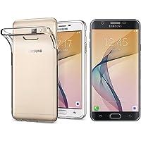 Kit Capa Transparente Galaxy J7 Prime Sm-G610 + Película Gel