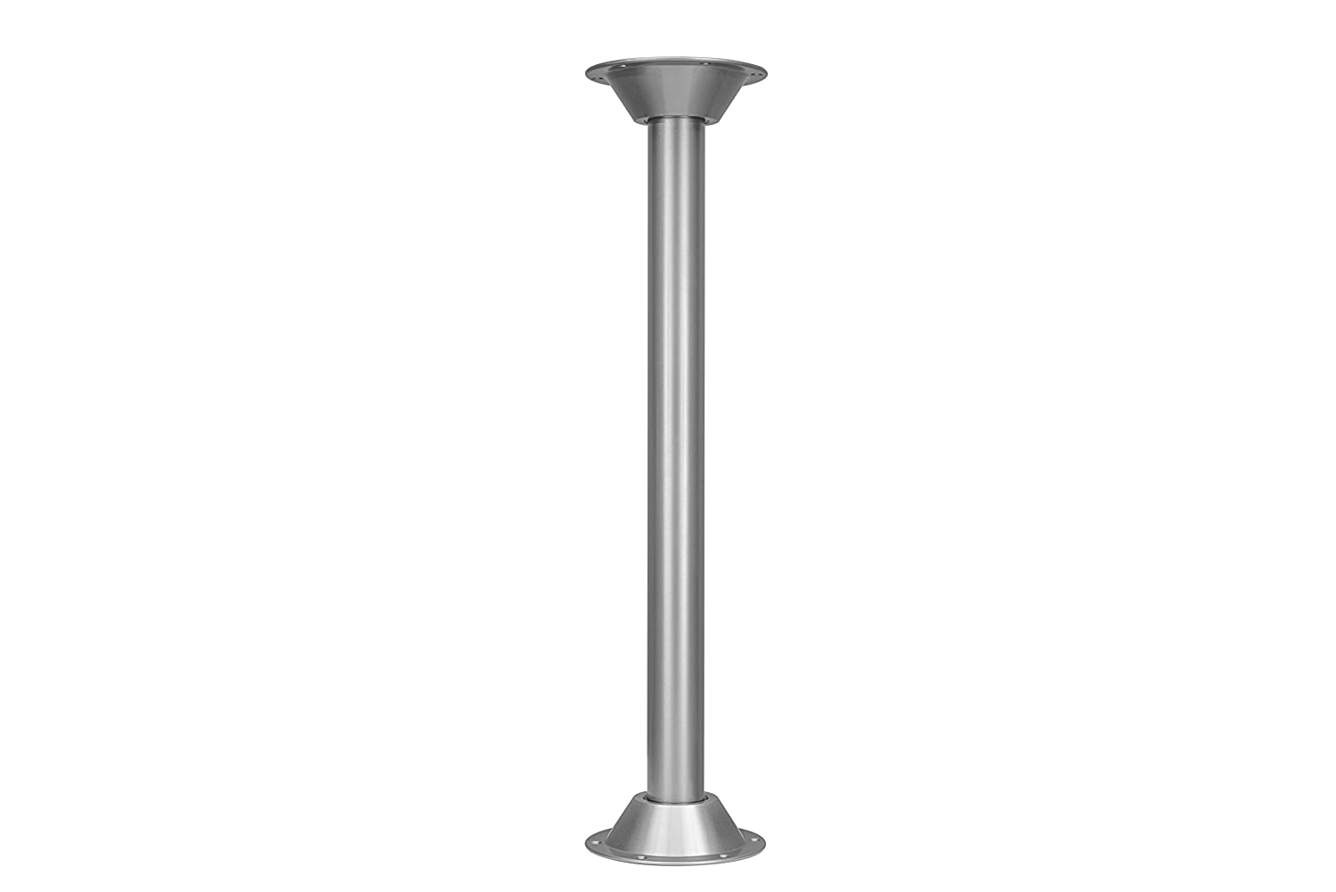 RecPro RV Dinette Booth Table Leg | Premium 27' Dinette Post | Modern Elegant RV Dinette Stand Surface Mount