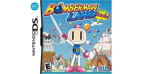 Bomberman Land Touch! - Nintendo DS by Atlus: Amazon.es: Videojuegos