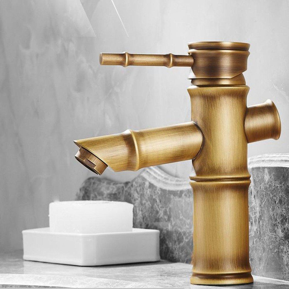 Cu alle Continental antike heiße und kalte Waschbecken Oberfläche Becken 4.5-60 s Wasserhahn