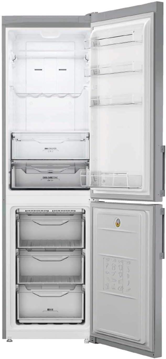 Indesit xi9 t2y X B H nevera congelador/A + +/Stand dispositivo ...