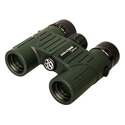 Barr & Stroud Sahara 10x25 FMC Paire de jumelles compactes Grossissement 10x Objectif 25mm