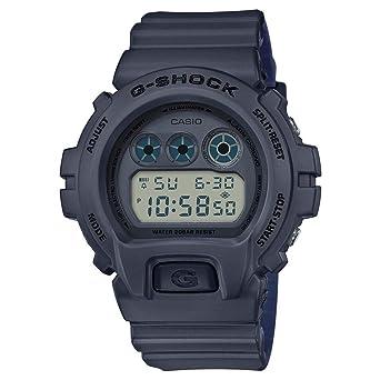 Casio Reloj Digital para Hombre de Cuarzo con Correa en Plástico DW-6900LU-8ER: Amazon.es: Relojes