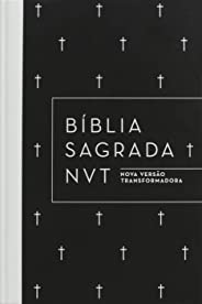 Bíblia NVT - Cruz (Letra normal/capa dura)