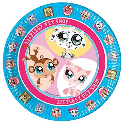 Hasbro Plastique Littlest Pet Shop Nappe 1.8m x 1.2m