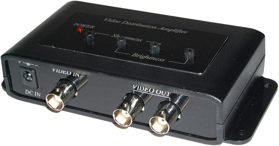 Video Splitter 2 ports amplifi/é CD102A BeMatik
