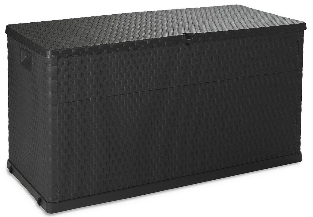 Toomax Multibox Rattan Line - Baúl, 420 l Plastmeccanica Z162R097