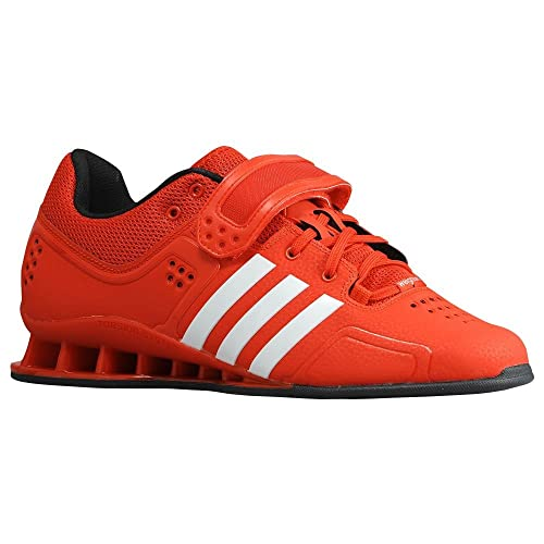 Adidas Adipower Weightlifting Shoes Red 14 D(M) US: Amazon