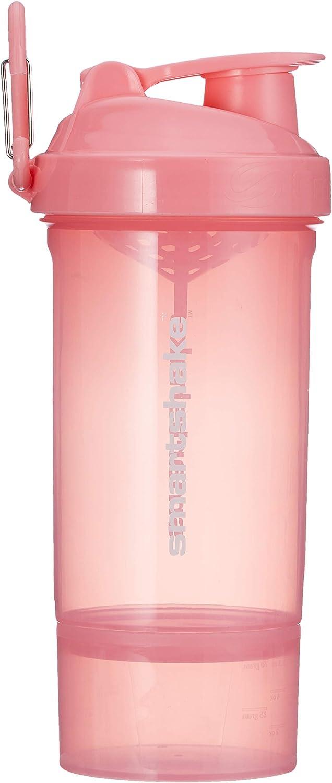 Smartshake Original 2GO One, 27 oz Shaker Cup, LightPink (Packaging May Vary)