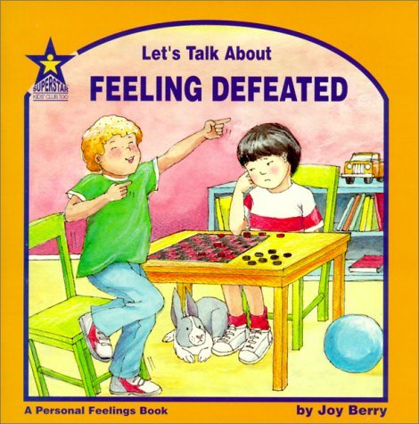 Let's Talk About Feeling Defeated: A Personal Feelings Book pdf epub