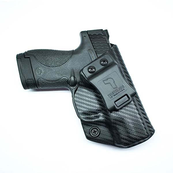 M&P Shield Holster - Tulster Profile Holster IWB