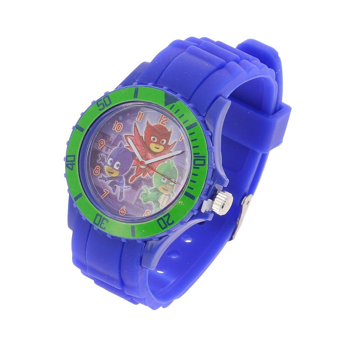 Disney - PJ Masks Reloj analógico en Estuche, pj17023: Amazon.es: Juguetes y juegos