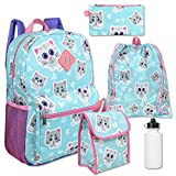 Girl's 5 in 1 Full Size Backpack Set - Best Reviews Guide