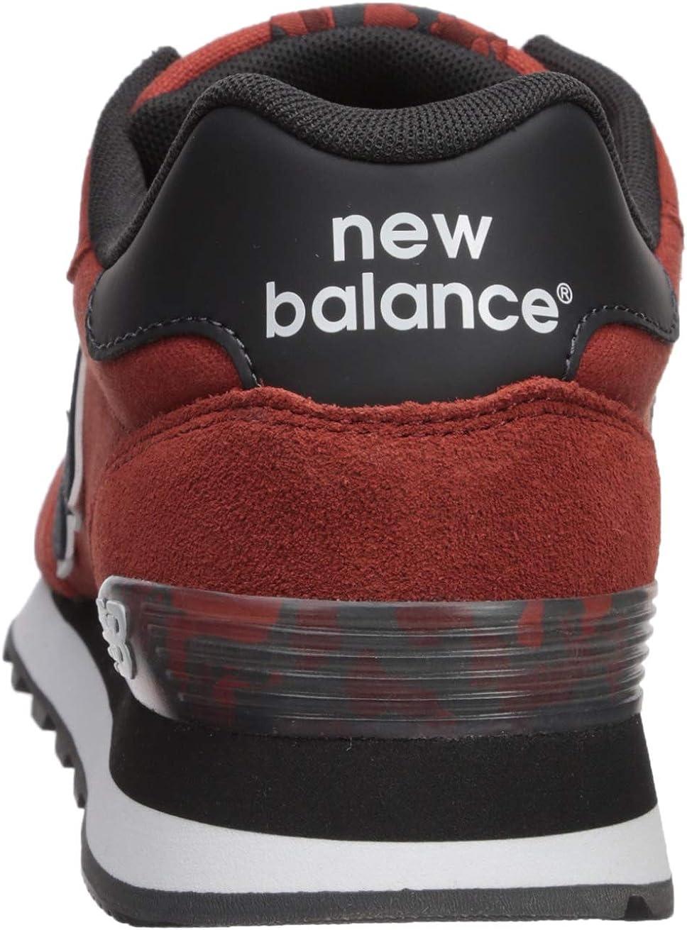 New Balance Herren 515v1 Turnschuh Mars Red/Iron Oxide/Magnet